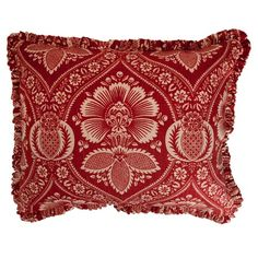 I pinned this Artisan Damask Sham from the French Laundry Home event at Joss and Main!