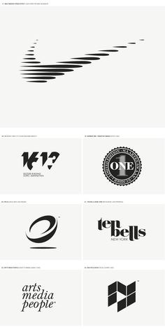 Logo Design II on Behance