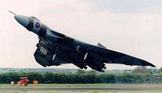 Vulcan bomber UK