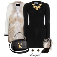 """Boots With Fur Contest"" by sherryvl on Polyvore"