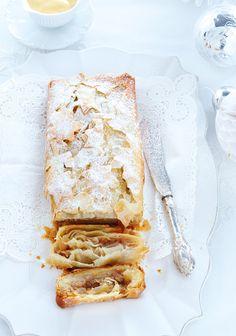 Apple and Marzipan Strudel Recipe