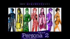 Persona 2 EP