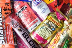 Everything You Need To Know About Energy Gels For Runners