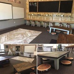 16 Awesome Flexible-Seating Classrooms Thatll Blow Your Teacher Mind - Coffee Set - Ideas of Coffee Set - 16 Awesome Flexible-Seating Classrooms That'll Blow Your Teacher Mind Bored Teachers Classroom Desk, Classroom Layout, Middle School Classroom, Classroom Setting, Kindergarten Classroom, Classroom Themes, Future Classroom, Classroom Organization, School Staff