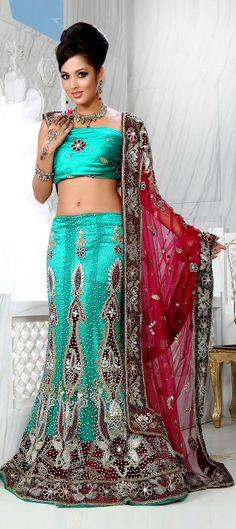 #Designer Party Wear #Salwar Kameez  Check out this page now :-http://www.ethnicwholesaler.com/lehengas/bridal-lehengas