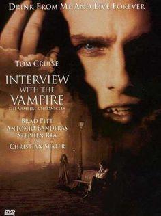 En vampyrs bekännelse (DVD)