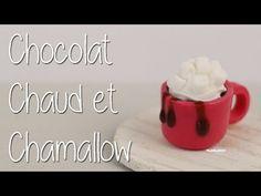 Tuto: Chantilly et Glaçage en FIMO - YouTube