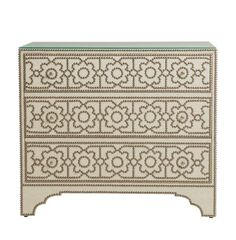redecorating furniture using nailheads...tutorial provided  bernhardt-cabrillo-nailhead-chest24