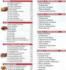 Pin De Borja Aguilar Herrero En Mis Pines Guardados Restaurante Chino Restaurantes La Gran Muralla