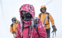 A Columbia Sportswear quer testar seus produtos em condições extremas (foto: divulgação)