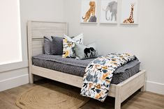 Styled for Boys – Beddy's Neutral Bedding, Grey Bedding, Bedding Sets, Kid Beds, Bunk Beds, Girls Bedroom, Bedroom Decor, Bedroom Ideas, Floral Bedroom