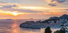 """L2M2AS1 - Part A (a) """"Compensation"""" - Manual Mode - Canon 6D, no flash, tripod, f11, 1/5sec, iso400, 80mm, auto white balance. I took this image zooming in on the old town in Dubrovnik so it was correctly exposed, then recomposing my shot whit what I wanted in the frame. Using a tripod, remote shutter and IS switched off reduced camera shake."""