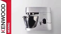 Kenwood Chef Titanium Kitchen Machine | Product Features - YouTube