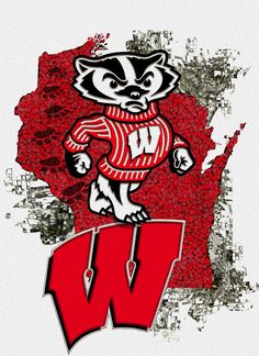 Wisconsin Badgers I may live in Arkansas, but Wisconsin will always be my home state. On Wisconsin!