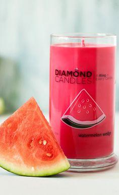 Diamond Candles.