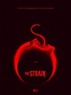 Review: THE STRAIN / DIE SAAT (2014) Staffel 1 Deutsch - http://filmfreak.org/review-the-strain-die-saat-2014-deutsch/
