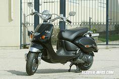 Guide d'achat du Scooter urbain APRILIA Mojito 125 Custom et comparatif - Scooter Infos