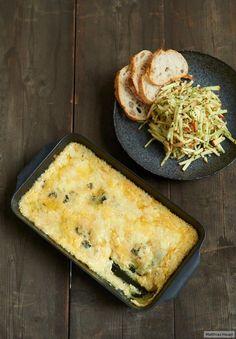 Vegan Vegetarian, Vegetarian Recipes, Healthy Recipes, Yummy Recipes, Gnocchi, Food Inspiration, Italian Recipes, Side Dishes, Veggies