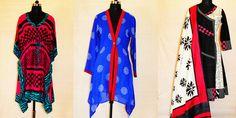 SummerJunoon collection by Anuradha Ramam