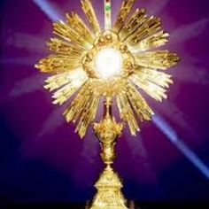 The Solemn Feast of the Corpus Christi.THE BLESSED SACRAMENT IS MOST IMPORTANT TO A CHRISTIAN BELIEVER. IN HIS LIFE, IT IS HIS ALL, IT IS HIS EVERYTHING!franc.blogspot