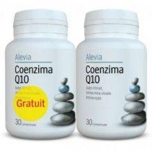 Coenzima Q10 10mg,30cps 1+1 Gratis