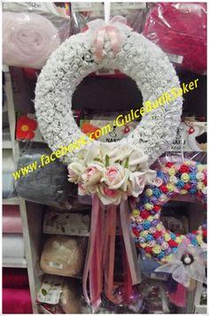#çiçek #kapısüsü #çiçeklikapısüsü #hediyelik #bebek