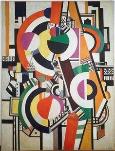 Discs - Fernand Leger