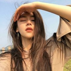 The Chinese girl is so beautiful, her face is so beautiful that her daughter also wants to faint! Pretty Korean Girls, Cute Korean Girl, Asian Girl, Pretty Asian, Ullzang Girls, Cute Girls, Korean Aesthetic, Aesthetic Girl, Bts Girl