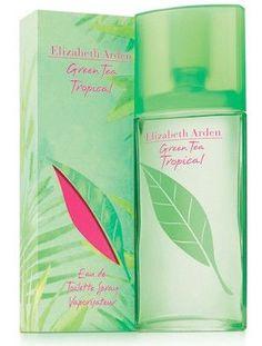 Elizabeth Arden Green Tea Tropical 100ml EDT (W)