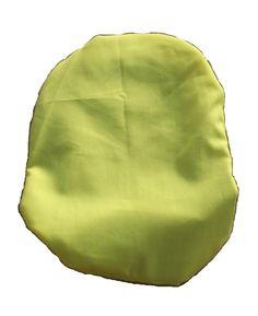 Simple Stoma Cover Shirt Fabric Sunshine Yellow Bean Bag Chair, Sunshine, Yellow, Simple, Cover, Fabric, Cotton, Shirts, Bags