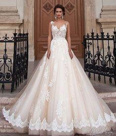 Perfeito! #inspiração #weddingdress #weddingday #noivas #vestidos #inlove �� http://gelinshop.com/ipost/1516319555650996201/?code=BULDJogjkfp