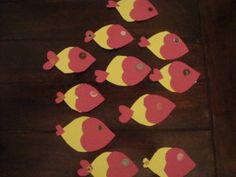 Fish cards for friends