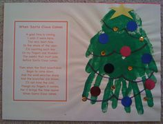 Checkout this great post on Preschool Lesson Plans!  December