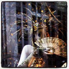 #happyholidays  #windows #nyc #decorations #christmas #bergdorfgoodman #2011 #bg