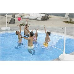 Dunn Rite Water Volly Portable Pool Volleyball Set by Dunn Rite >>> Find out more about the great product at the image link.Note:It is affiliate link to Amazon.