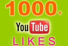 http://www.fiverr.com/tatooboy/add-1500-youtube-likes 1100 YOUTUBE likes for $5, on fiverr.com This is the best place to buy youtube likes for cheap and increase your video rank.