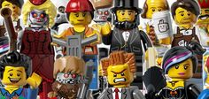 First Look at Lego Minifigures Series 12 | Collector-ActionFigures