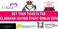 Ramblings From SEKS: ***Claddagh Author Event Dublin 2016