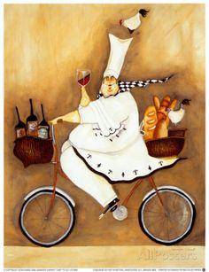 Adult chef aprons