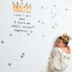 Coveted Things Crown Swaddle