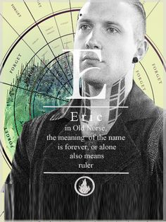 #DivergentSeries #Divergent - Eric Coulter