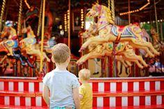 Carters Steam fair. Fairground. Fair. Carousel. Days out in London.