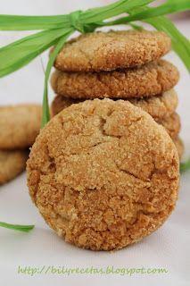 Solo tengo una palabra para describirlas - riquísimas! Empecé esta receta queriendo hacer las galletas Glasé pero al...