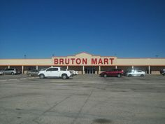 Where Gibsons used to be on Bruton and Prairie Creek
