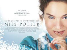 Miss Potter (fin. Beatrix Potter - Taitelijaelämää), starring Renée Zellweger, Ewan McGregor and Emily Watson.
