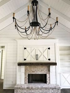 Country Craftsman with Vaulted Interior and French Door Foyer - 24374TW thumb - 28