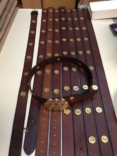 Hey, I found this really awesome Etsy listing at https://www.etsy.com/listing/172471193/shotgun-shell-bullet-belt