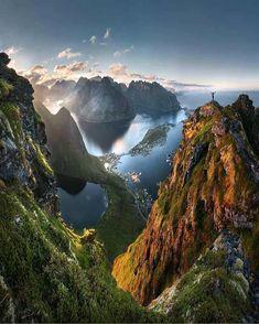 Lofoten Archipelago, Norway is part of Beautiful places - 153 points Lofoten, Landscape Photography, Nature Photography, Travel Photography, Photography Tips, Places To Travel, Places To See, Travel Destinations, Vacation Travel