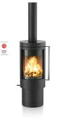 Stoves from Hase stand for long-lasting, durable designs and the highest manufacturing quality. made in Germany. Pellet Stove, Red Dot Design, Wood Fired Oven, Patio Design, Cool Gadgets, Home And Living, Home Appliances, Ovens, Wood Burning