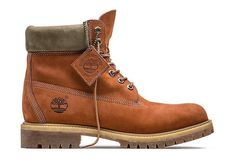 Timberland Boot 6 inch Premium New Gourd Orange nubuck limited edition - Boots Timberland Boots Outfit, Timberlands Shoes, Timberland 6, Timberland Fashion, Men's Shoes, Shoe Boots, Timberland Waterproof Boots, Yellow Boots, Sneakers